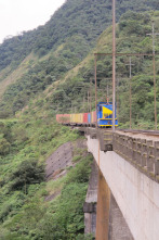 Titánes mecánicos - Trenes extremos