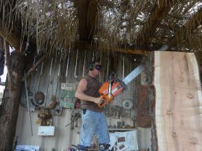 Maestros de la madera - Tiroteo en Dakota del Sur