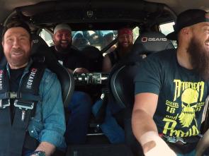 Diesel brothers - Carrera extrema de 4x4