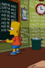 Los Simpson - Homer Simpson en: problemas de riñón