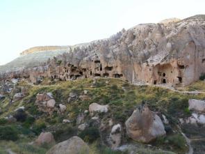 Acceso de 360º a los lugares patrimonio de la humanidad - Cappadocia