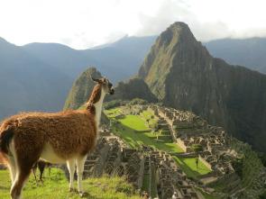 Escaneando el pasado - Machu Picchu