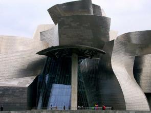 Las conexiones de la ingeniería - Guggenheim Bilbao