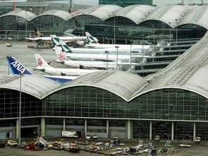 Las conexiones de la ingeniería - Un aeropuerto en el mar