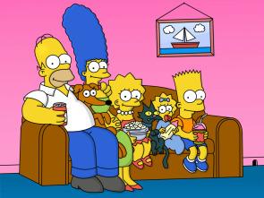 Los Simpson - Plumífero Moe