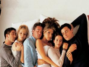 Friends - El del nuevo traje de Rachel