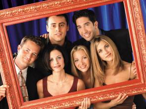Friends - En el que Rachel fuma