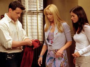 Friends - El de la cita de Rachel