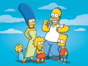 Los Simpson - Se ha lucido una estrella