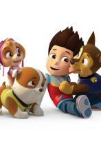 La patrulla canina Single Story - La patrulla salva a Luke Stars