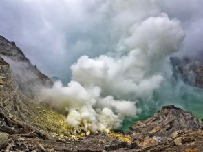 Odisea volcánica - Gigantes inquietos