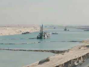 Construcciones extremas - El canal de Suez