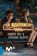 La Resistencia: Selección  - Javier Rey y Adriana Ugarte - Entrevista - 04.11.19