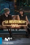 La Resistencia: Selección  - Amaral - Entrevista - 20.11.2019