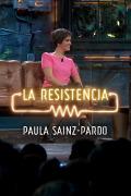 La Resistencia: Selección  - Paula Sainz-Pardo - Entrevista - 21.11.2019