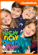 Nicky, Ricky, Dicky y Dawn | 1temporada