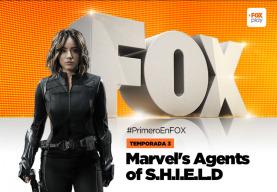 Marvel's Agents of S.H.I.E.L.D. (T3) - Ep.15 Espacio - Tiempo