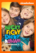 Nicky, Ricky, Dicky & Dawn | 2temporadas