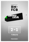 Compact Liga (12/13) - Compact Liga. J.26. Real Madrid - Barcelona