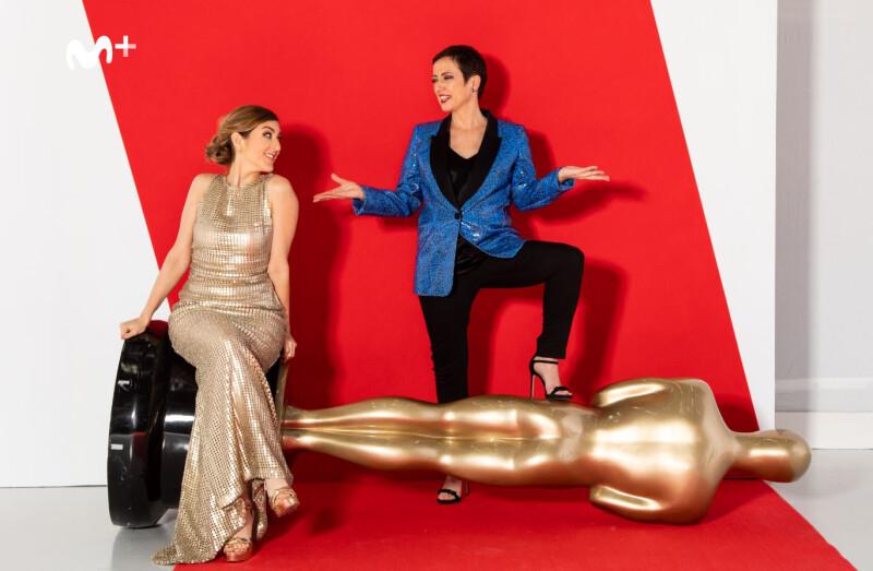 La chicas de La Script en los Oscar