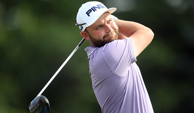Ryder Cup, Andy Sullivan