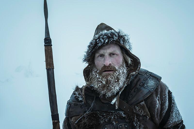 Kristofer Hivju en 'El último rey'