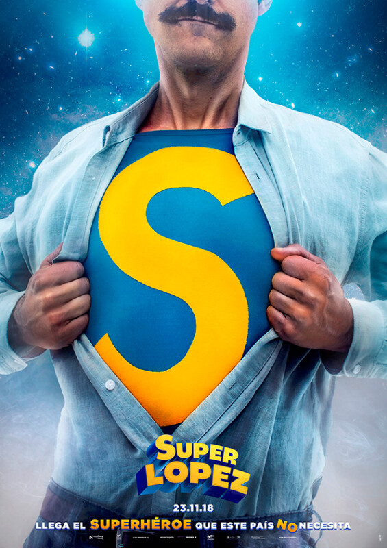 Superlópez - Teaser
