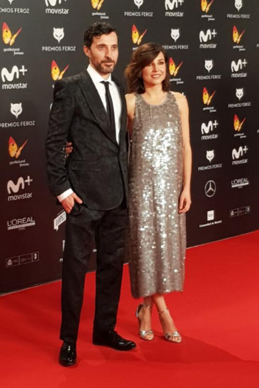 Andrés Gertrúdix y Marian Álvarez