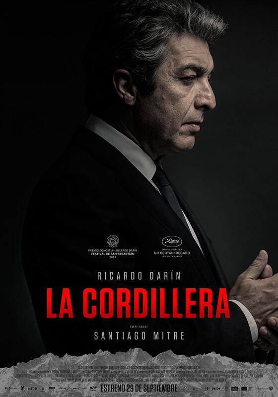 Teaser de 'La Cordillera'