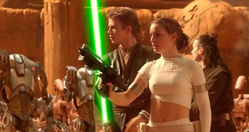 Episodio II. El ataque de los clones
