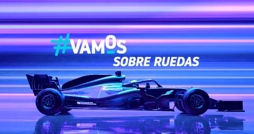 #VamosSobreRuedas