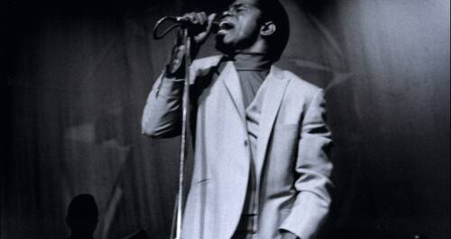 Mr. Dynamite. James Brown