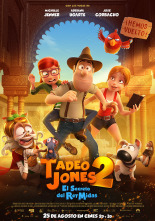 Cartel de 'Tadeo Jones 2'