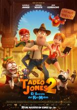 Cartel de 'Tadeo Jones 2'