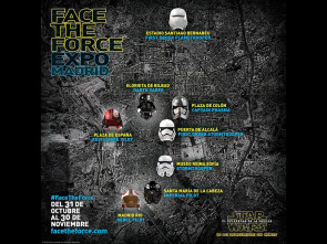 Plano, Madrid, movistarwars, facetheforce, cascos, Star Wars