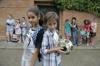 Primera imagen de 'Los futbolísimos'