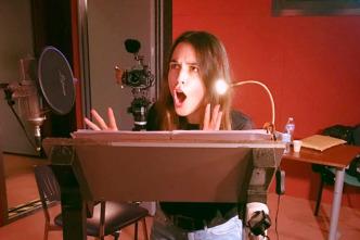 Adriana Ugarte, una de las voces de Tadeo Jones 2
