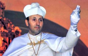 Fotogalería - Los cuatro Papas de la Iglesia Palmariana
