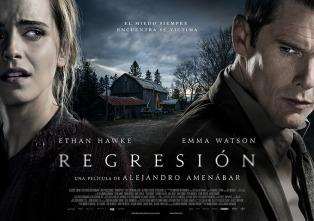 Regresión, Alejandro Amenábar, Emma Watson, Ethan Hawke
