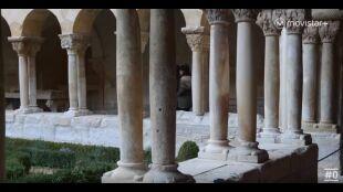 La Huida. Programa 2 - Marta y Mónica observadas en el Monasterio de Silos