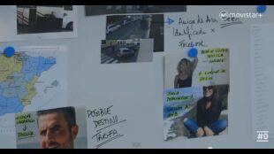 LA HUIDA. PROGRAMA 4. Equipo de investigación localiza al cómplice Ana y David