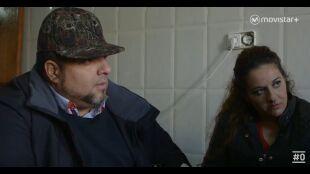 LA HUIDA. PROGRAMA 4. Interrogatorio a Lisardo, cómplice ed Diego y Juani