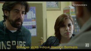 LA HUIDA - Programa 4 - Investigadores interrogan en el bar de Sevilla