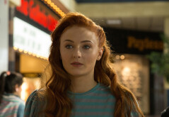Sophie Turner en 'X-Men: Apocalipsis'