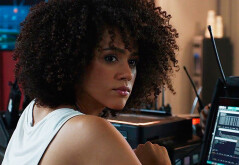 Nathalie Emmanuel en 'Fast & Furious 8'