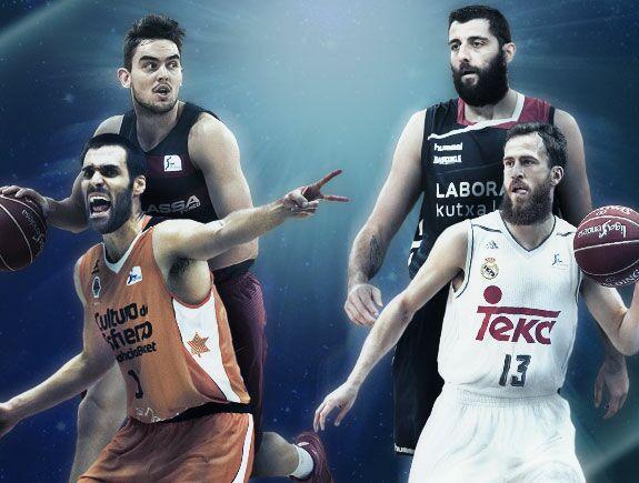 ACB; Liga Endesa, Movistar+, CANAL+ Deportes, Antoni Daimiel, Piti Hurtado, David Carnicero, Lucas Victoriano