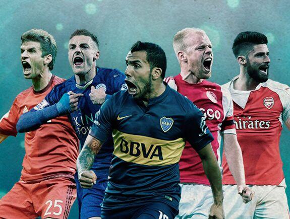 Premier League, City, Chelsea, Manchester United, Arsenal