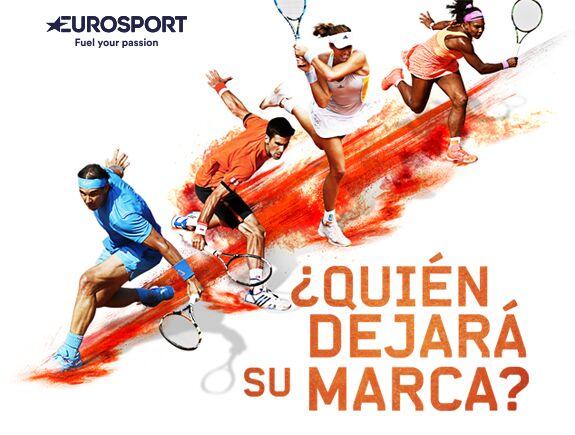 Roland Garros, Eurosport, Movistar+