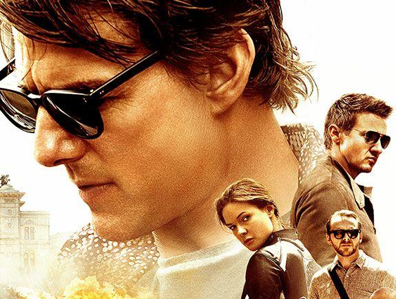 Misión: Imposible. Nación secreta, Tom Cruise