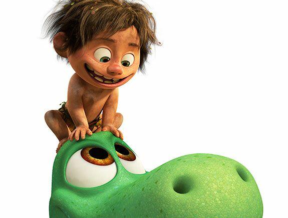 El viaje de Arlo, Pixar Animation